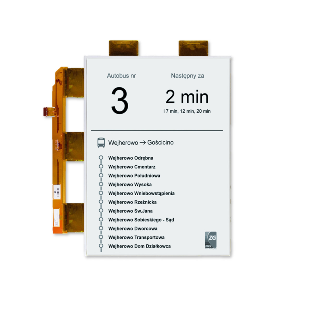 ED133UT2 - Electronic Paper  display from E Ink Co. (16 Gray Level, 13.3 , 1600x1200, 150dpi)