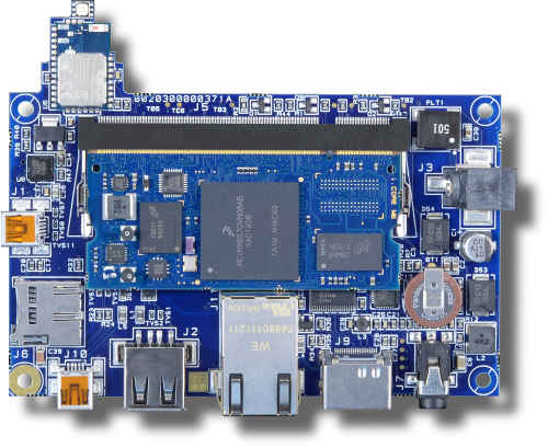 ENG-BOARD.PLAYER – Carrier Board by Engicam (HDMI player Carrier Board)