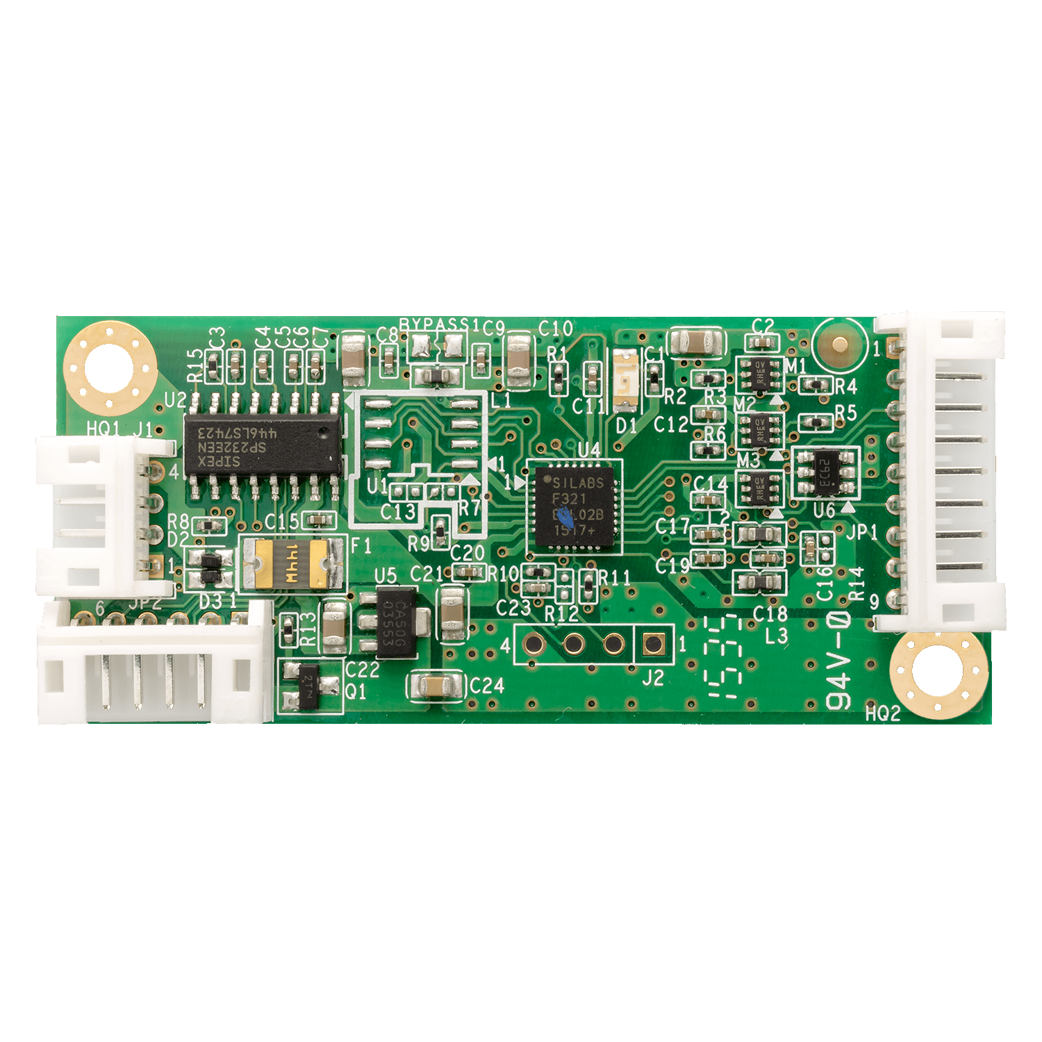 PM6500A8 – resistive touch controller for AMT screens in sizes all