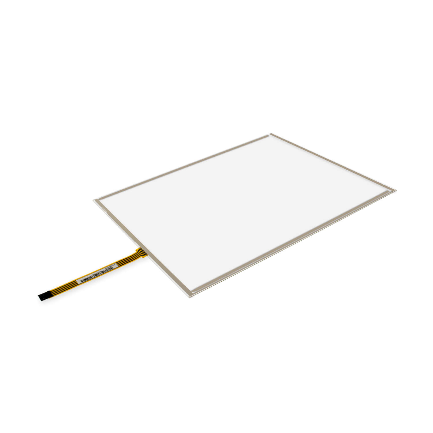 RTP15.0-4W-AMT-9543-00A - resistive touch screen (15.0-inch, 16:9 aspect ratio, 1.8 mm glass)