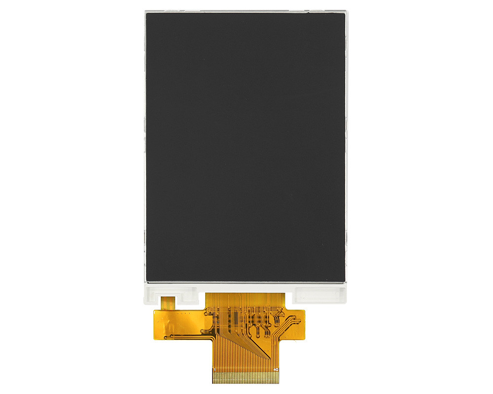 WF35WSWAJDNN0# - LCD-TFT display from Winstar Co. (3.5 inches, 240x320, HX8347-A controller, an IPS screen)