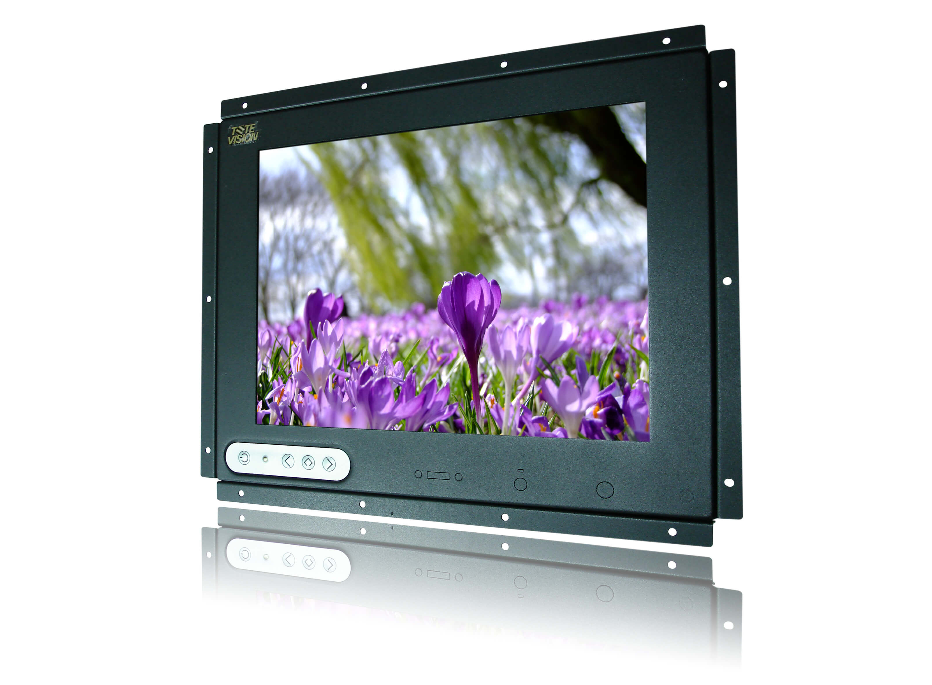 DLH1236-E - LCD-TFT display from Litemax Co. (12.1 inches, 1024x768, no controller, capacitive touch screen, LED inverter, an AD Board)