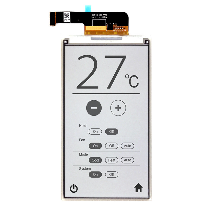 ED052TC2 - Electronic Paper  display from E Ink Co. (16 Gray Level, 5.17 , 960x540)