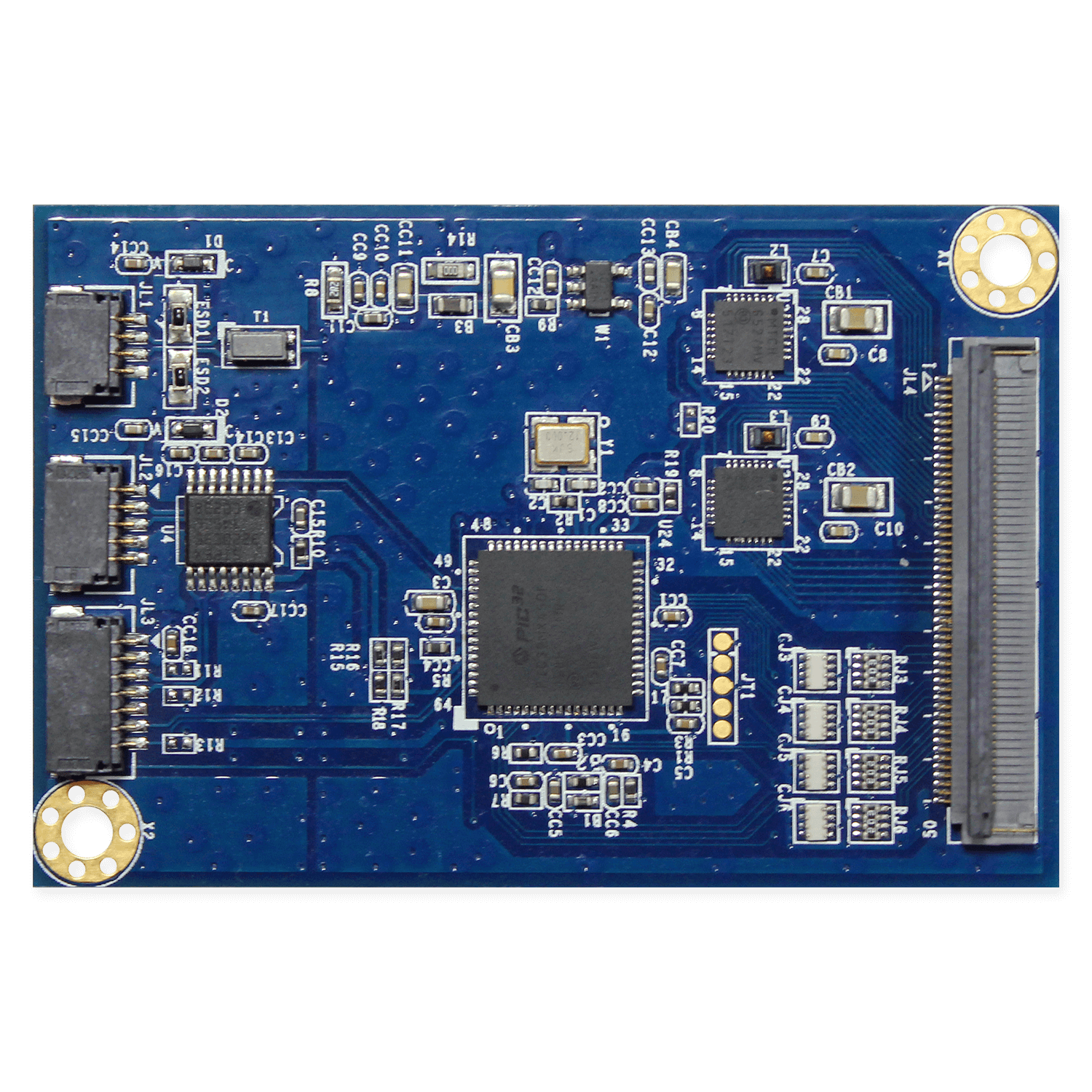 """PM1210 – capacitive touch controller for AMT screens in sizes 5.0"""" - 7.9"""""""