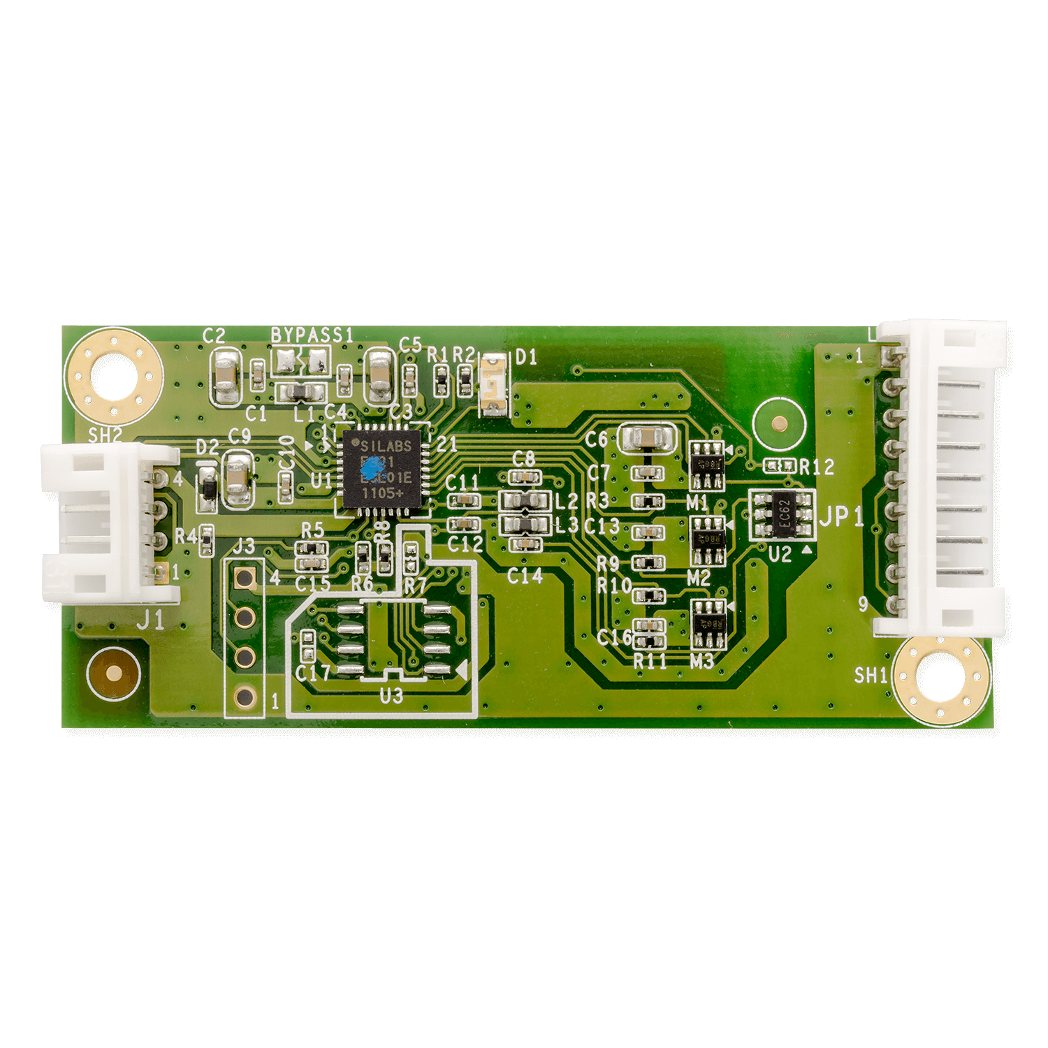 PM6300A8 – resistive touch controller for AMT screens in sizes all