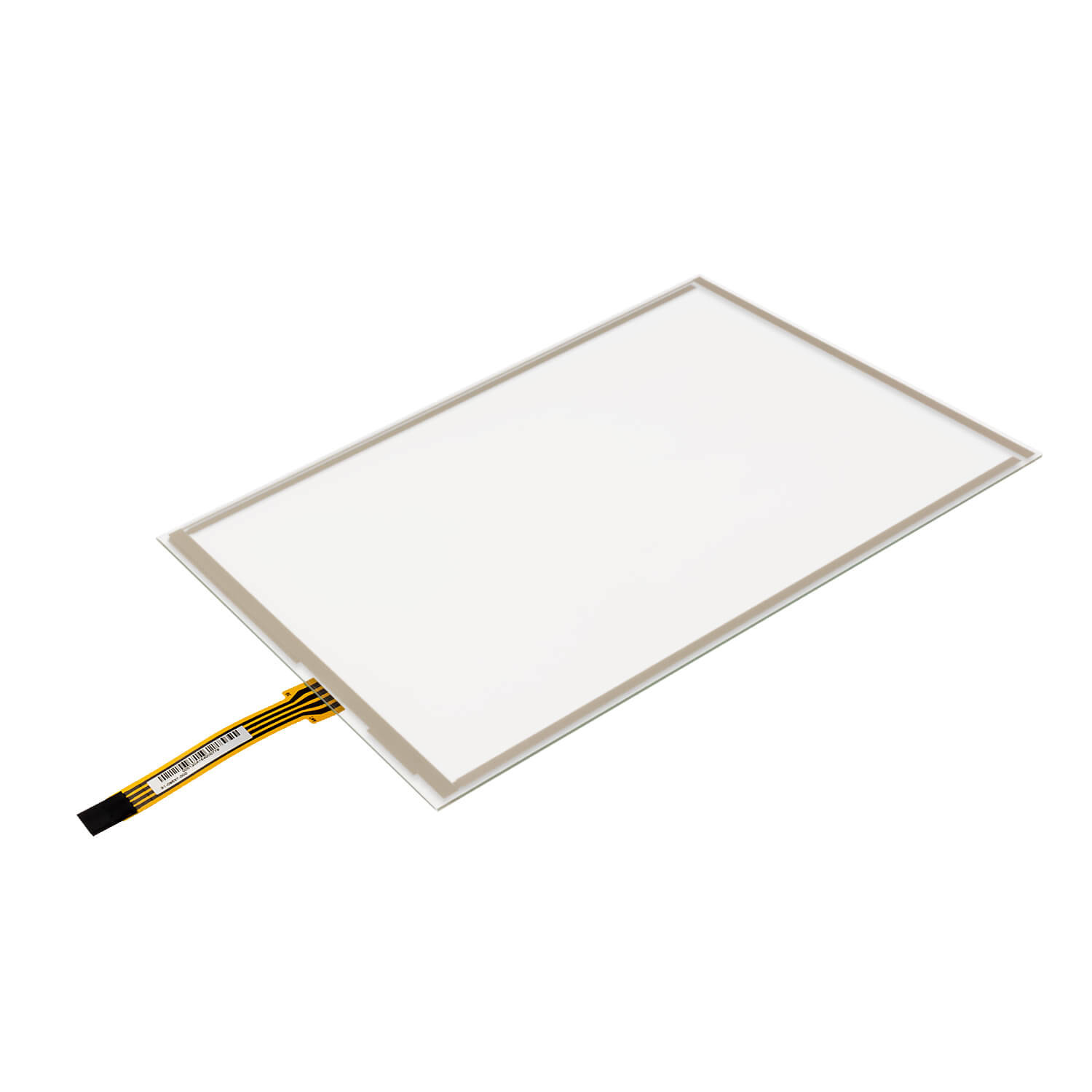 RTP10.4-4W-AMT-9537-000 - resistive touch screen (10.4-inch, 16:9 aspect ratio, 1.8 mm glass)