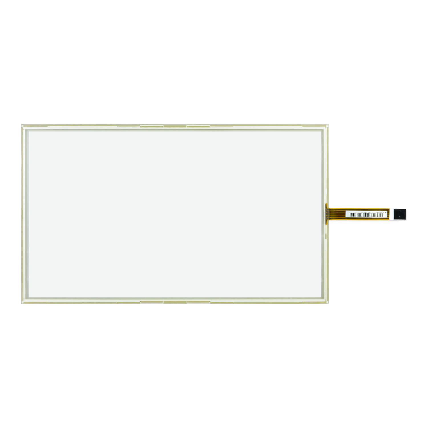 RTP15.6-5W-AMT-2522-000 - resistive touch screen (15.6-inch, 4:3 aspect ratio, 2.8 mm glass)
