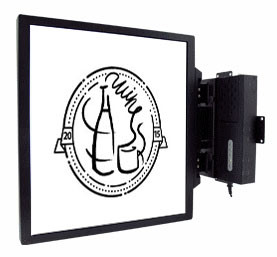 SCD2735-A - Industrial monitor from Litemax Co. (27.3 inches, 945x1080, LED inverter, an AD Board)
