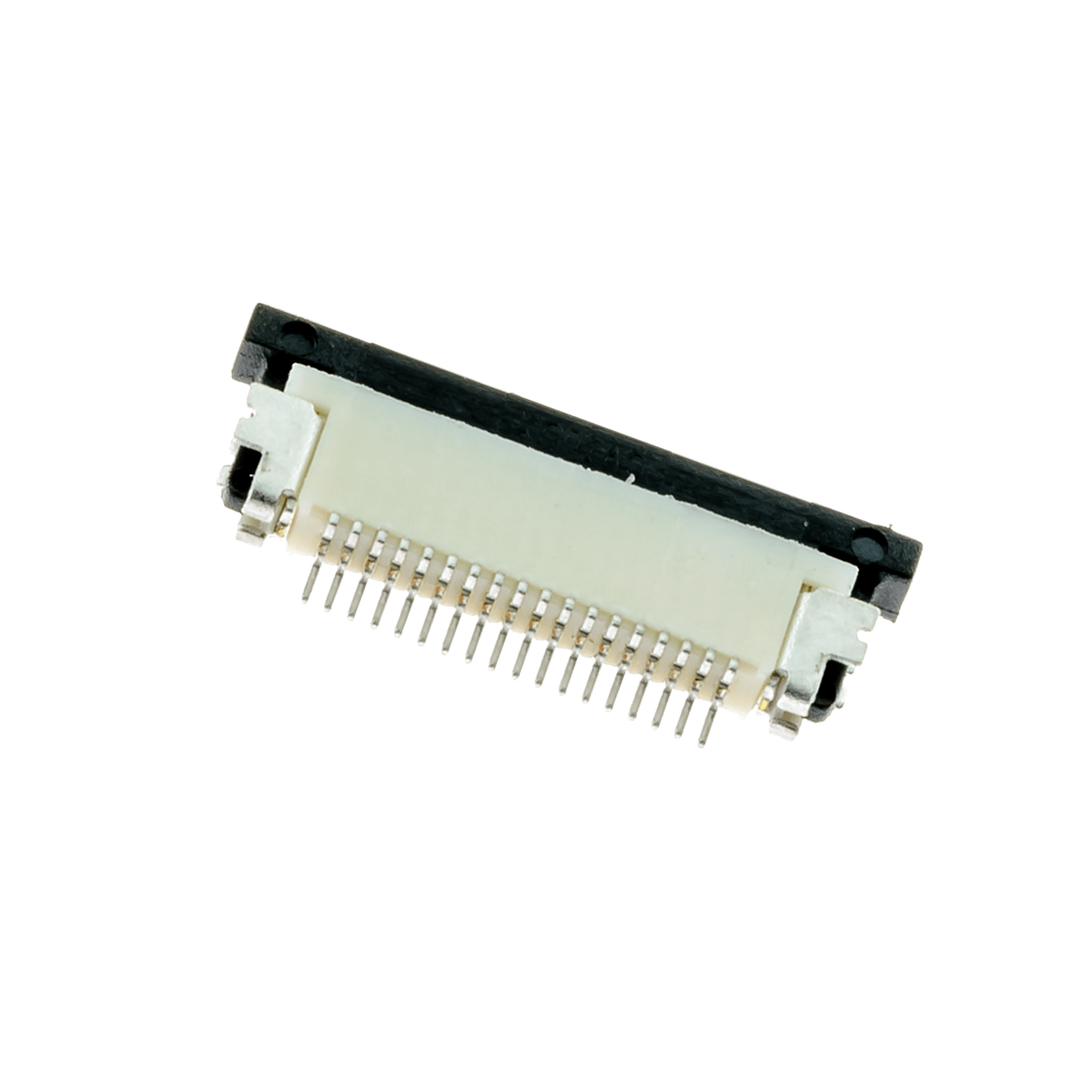 ZIF0518DH – ZIF connector, 0.5 mm pitch, 18 pins, downside contact