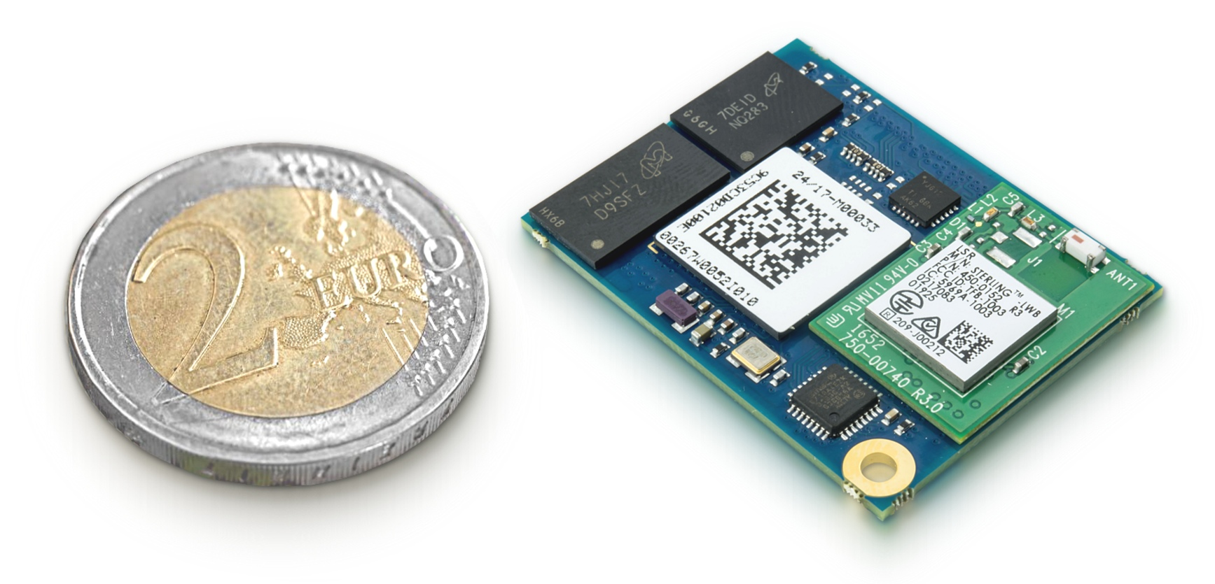 IoT modules – the Internet of Things closer to the user